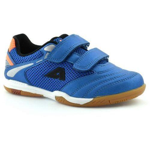 Chłopięce buty sportowe 17061 - niebieski marki American club