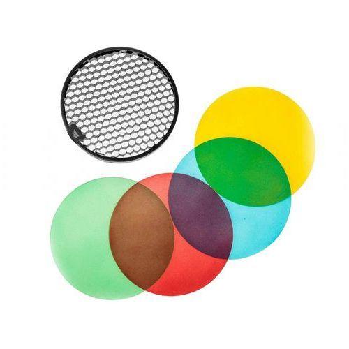 Genesis Gear Reporter zestaw filtrów żelowych i grid