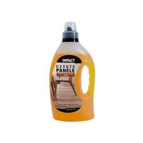 Środek do czyszczenia parkietu CZYSTE PANELE 1 l IMPACT (3276000656739)
