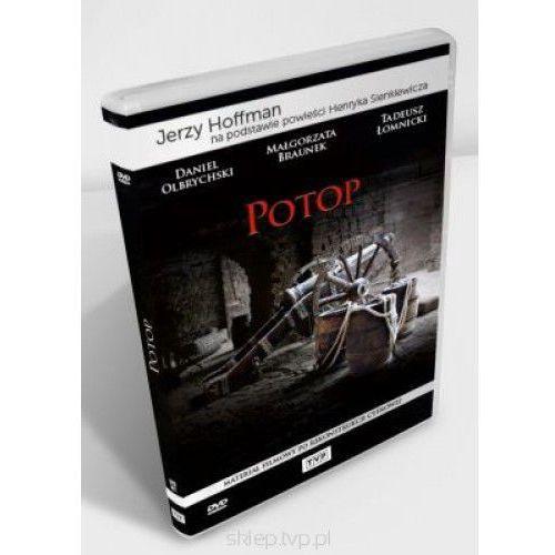 Potop (dvd) - dostawa zamówienia do jednej ze 170 księgarni matras za darmo, marki Telewizja polska