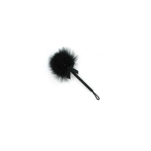 Sportsheets Piórko do łaskotania - midnight feather tickler