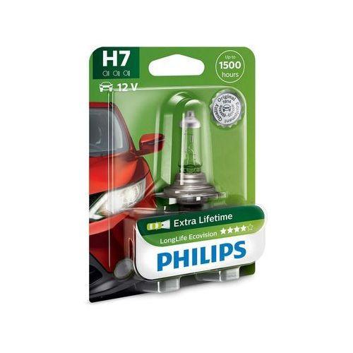 Żarówka samochodowa Philips ECOVISION 12972LLECOB1 H7 PX26d/55W/12V