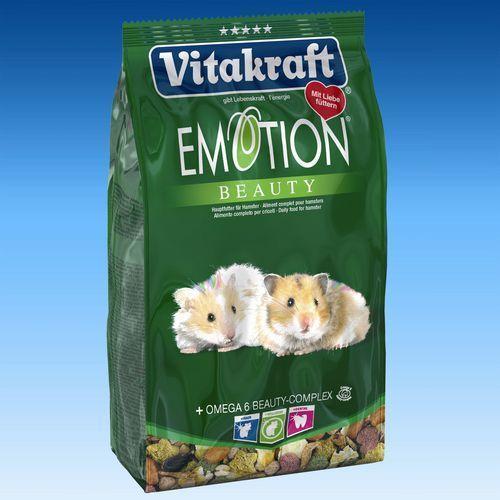 Vitakraft emotion beauty pokarm dla chomików