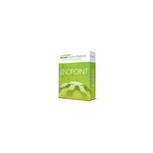 secureanywhere endpoint protection 1pc 1rok marki Webroot