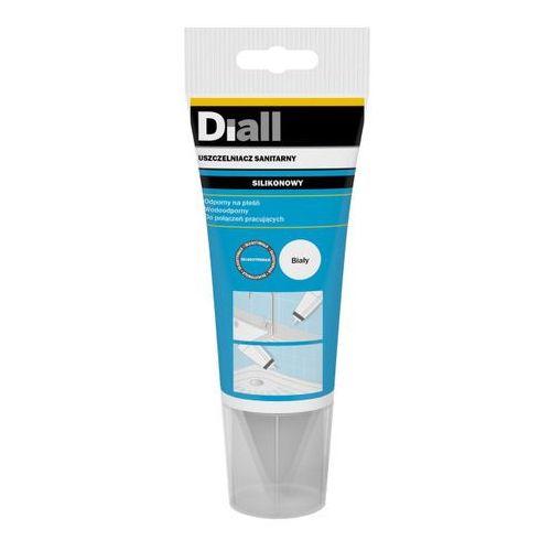 Silikon sanitarny Diall 150 ml biały (3663602854487)