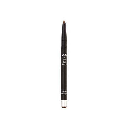 Nyx professional makeup  auto automatyczna kredka do powiek odcień brown 0,22 g