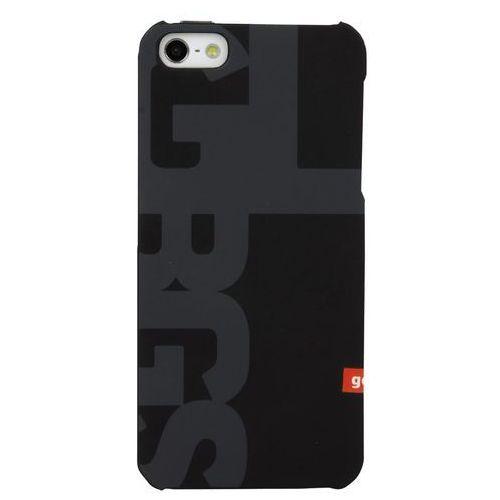 Nakładka GOLLA G1412 Wayne Hardcover do iPhone 5/5S Czarny (6419334102245)