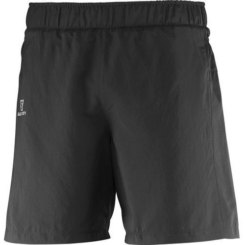 Salomon Trail Runner Short M Black L, kolor czarny