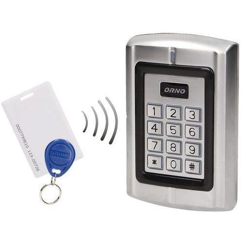 Zamek szyfrowy ORNO OR-ZS-802 z czytnikiem kart i breloków zbliżeniowych (5901752480414)