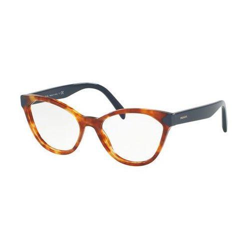 Okulary korekcyjne  pr02tv 4bw1o1 marki Prada