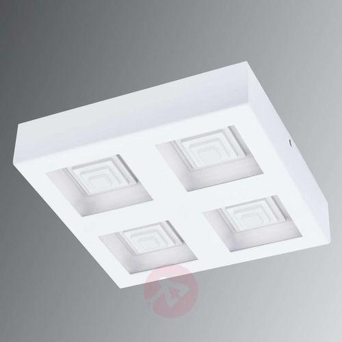 Eglo 96794 - led lampa sufitowa ferreros 4xled/6,3w/230v (9002759967949)