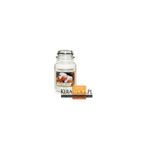 Yankee candle świeca duża fireside treats 623 g