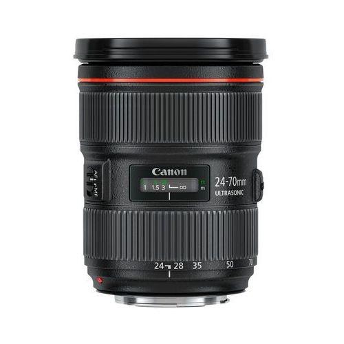 Canon EF 24 - 70 mm f/2,8 L II USM