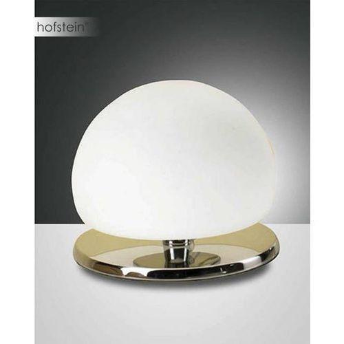 morgana lampa stołowa chrom, 1-punktowy - nowoczesny - obszar wewnętrzny - morgana - czas dostawy: od 8-12 dni roboczych marki Fabas luce