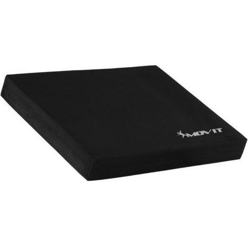 Movit ® Czarna mata platforma podkładka do ćwiczeń równoważnych - czarny