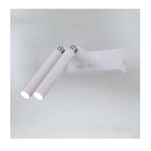 Shilo Kinkiet lampa ścienna alha e 9014/g9/bi/kolor/p metalowa oprawa listwa reflektorki tuby (1000000426601)