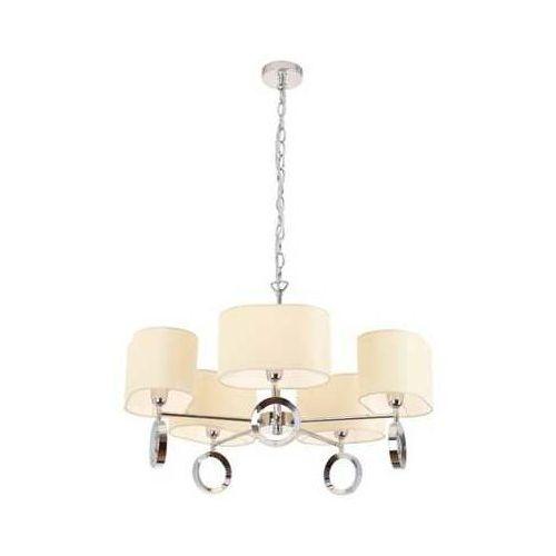 Maxlight Olimpic P0285 lampa wisząca 5x40W E14, chrom (5903351004893)