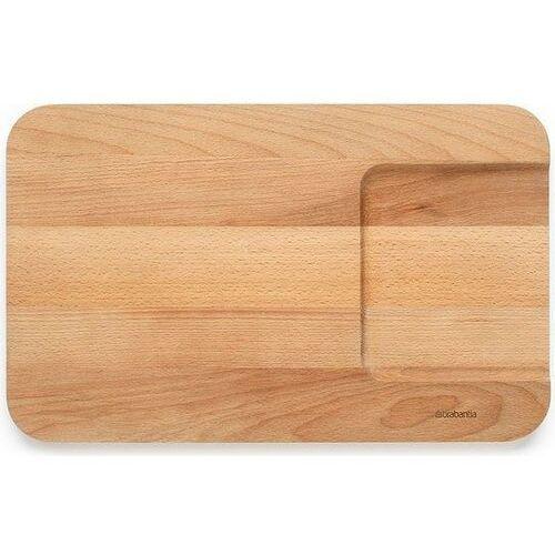 Brabantia Deska do krojenia profile 2.0 drewniana do warzyw