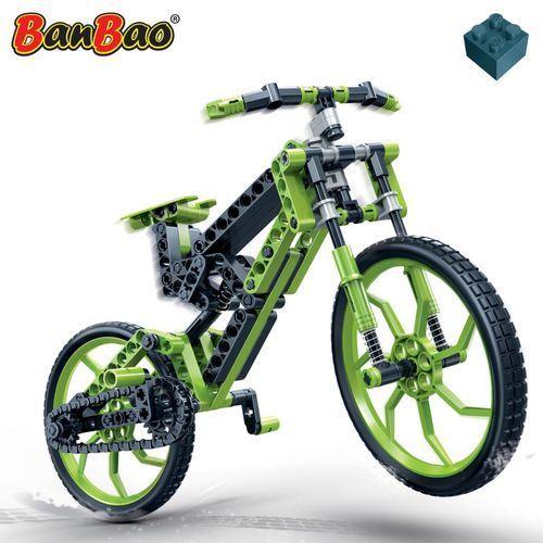 Klocki BanBao 6959 Hi-Tech Rower Górski 165 el. #N1 Darmowa wysyłka i zwroty