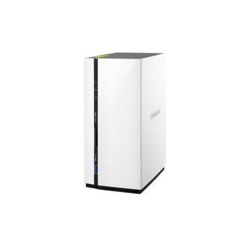 Serwer NAS QNAP TS-228, ARM 1.1GHz Dual Core, RAM 1GB
