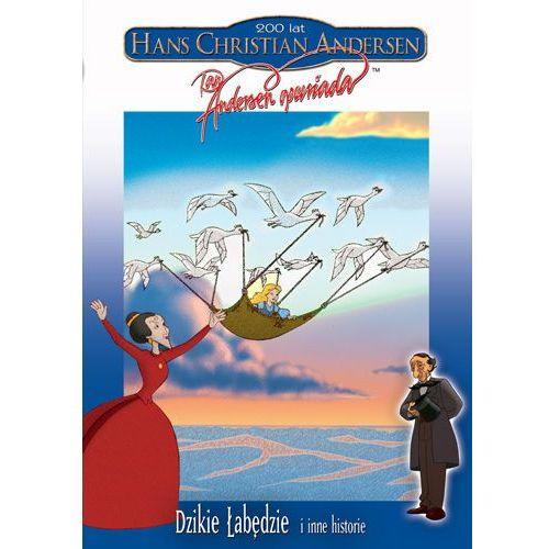 Pan Andersen opowiada. Dzikie Łabędzie i inne historie. DVD - sprawdź w wybranym sklepie