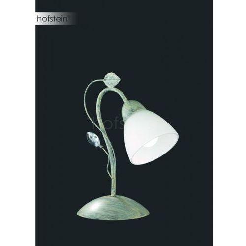Trio-Leuchten Traditio Lampa stołowa Siwy, 1-punktowy - Dworek - Obszar wewnętrzny - TRADITIO - Czas dostawy: od 3-6 dni roboczych