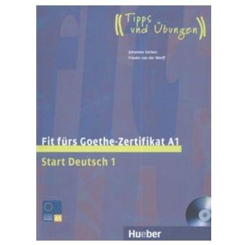 Fit furs Goethe-Zertifikat A1 Start Deutsch 1/ Książka+CD (2008)