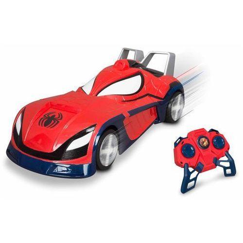 Marvel Zdalnie sterowana wyścigówka Spider-Man, czerwona 77011