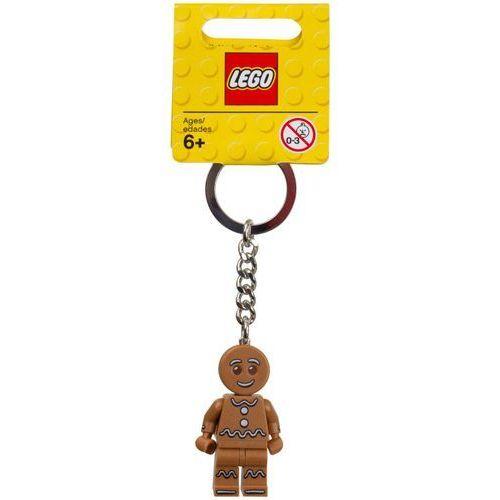 851394 brelok z figurką ciastka (gingerbread man key chain) gadżety marki Lego