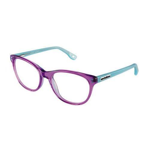 New balance Okulary korekcyjne nb5006 kids c02