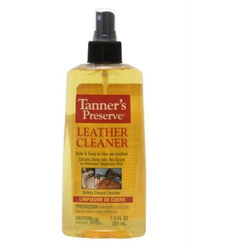 Płyn do czyszczenia elementów skórzanych LEATHER CLEANER K2 221 ml K2K200 Tanner's Preserve