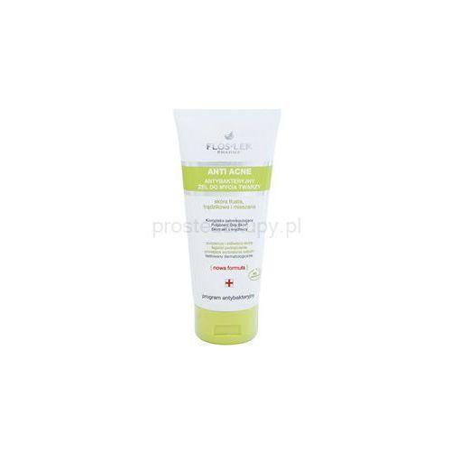 Floslek pharma anti acne oczyszczający żel antybakteryjny bez parabenów i do każdego zamówienia