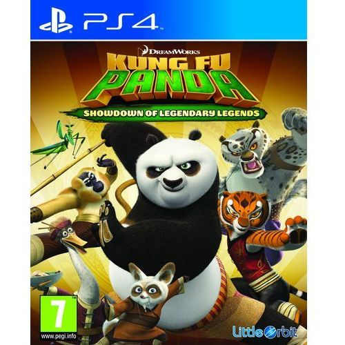 Kung Fu Panda Showdown of Legendary Legends (PS4)