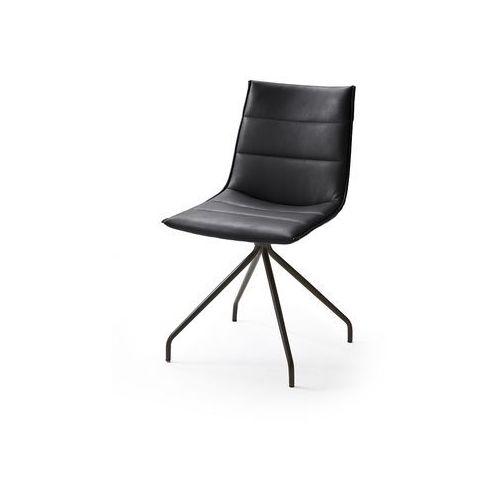Krzesła nowoczesne LILIA stelaż metal- własna kompozycja