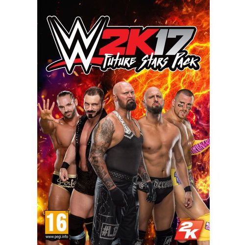 WWE 2K17 Future Stars Pack (PC)