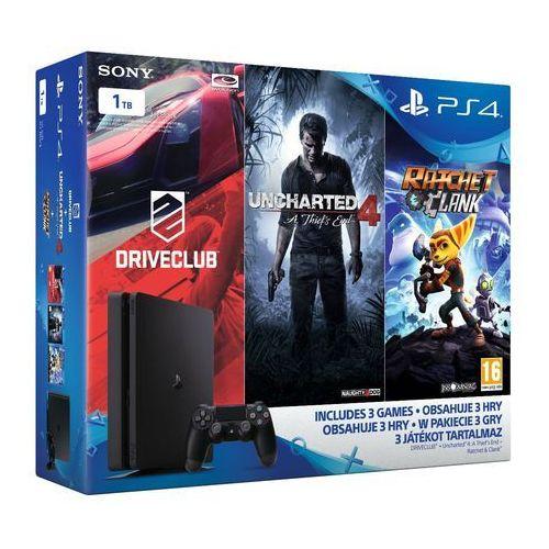 Konsola Sony PlayStation 4 Slim 1TB