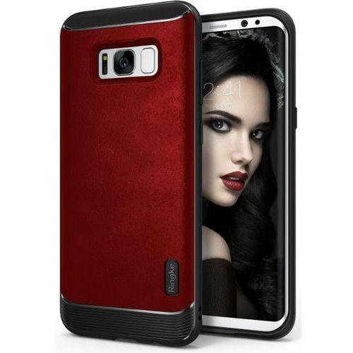 Etui Ochronne Ringke Flex Samsung S8 - Czerwony, 8809525017904