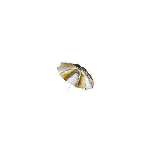 parasol czarno/srebrno/złoty 150cm (17673) darmowy odbiór w 20 miastach! wyprodukowany przez Walimex