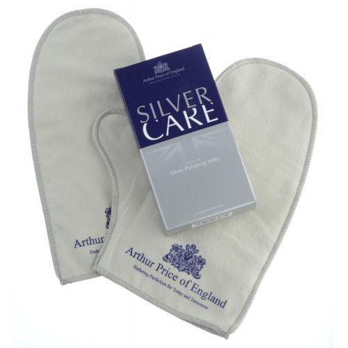 Arthur Price Silver Care Para Impregnowanych Rękawic do Polerowania