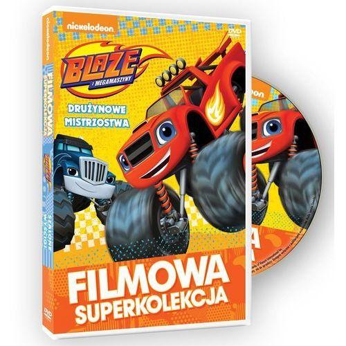Blaze i Megamaszyny. Filmowa superkolekcja. Drużynowe mistrzostwa, kup u jednego z partnerów