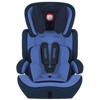 Lionelo Fotelik samochodowy Levi Plus Niebieski