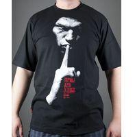 Koszulka cs trzymaj język za zębami marki Rpk