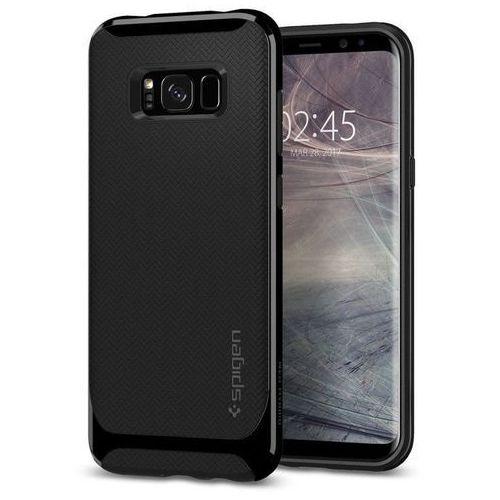 Spigen SGP Neo Hybrid Shiny Black | Obudowa ochronna dla Samsung Galaxy S8 - Shiny Black