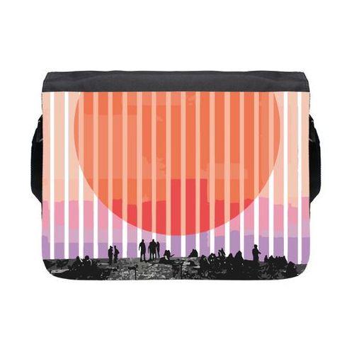Megakoszulki Torba na ramię duża sunset
