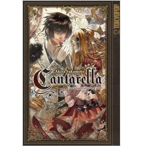 Cantarella - Eine unmoralische Liebe, Sakamoto, Akira
