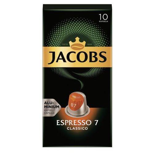 Jacobs espresso 7 classico 10 kapsułek (8711000371176)