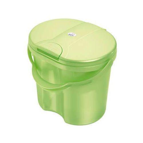 Rotho babydesign Rotho wiaderko na zużyte pieluszki top kolor zielony