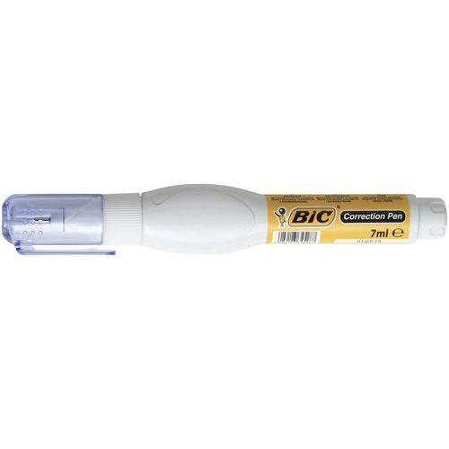Korektor w długopisie correction pen 918479 marki Bic