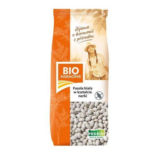 Fasolka Biała BIO 500g - BIOHARMONIE (8594008911274)