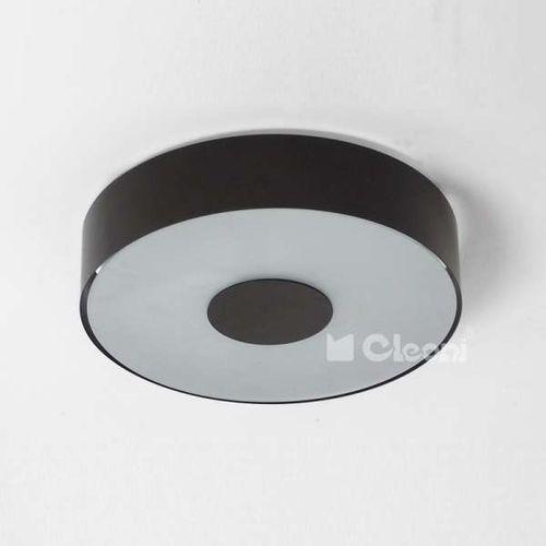 Cleoni Plafon lampa sufitowa carina 40 1158p1.114  metalowa oprawa okrągła pomarańczowa, kategoria: plafony